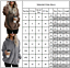 Womens-Winter-Fluffy-Fur-Sweatshirt-Hoodie-Jumper-Coat-Pullover-Hooded-Tops-US