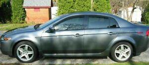 For-2004-2008-Acura-TL-Dark-Smoke-Window-Visors-Sun-Rain-Wind-Guards-Vent-Shade