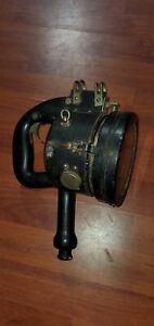 WW ll Japanese Nautical Signal Light Navy WW 2 Original Lamp Trigger Handheld Or