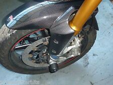 DUCATI Multistrada MTS1200 CRASH MUSHROOMS FRONT REAR AXLE SLIDERS BOBBINS S2K