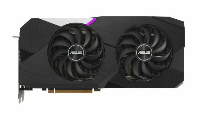 ASUS DUAL Radeon RX 6700 XT 12GB GDDR6 Graphics Card