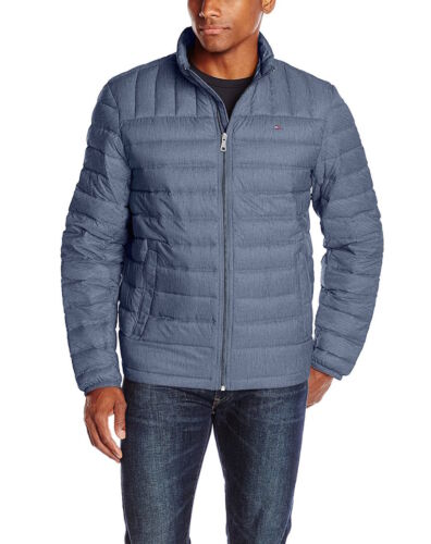 TOMMY HILFIGER MEN/'S PACKABLE DOWN JACKETS STYLE 155AN231 SIZE S-XXL