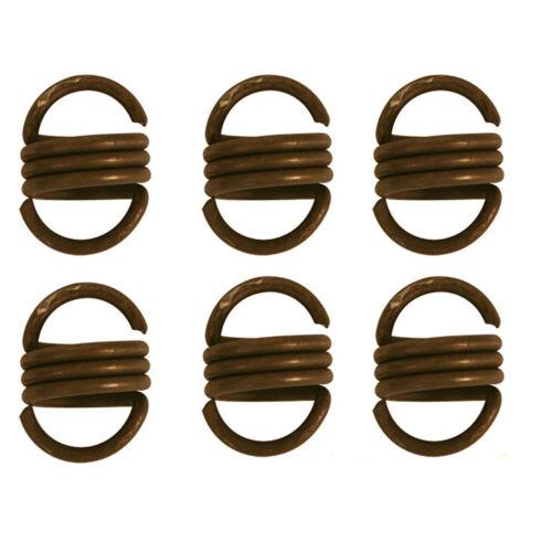 6 Brake Actuator Springs Fits Oliver 2-62 66 77 88 550 660 770 880 619731C1