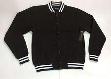 Men's Knockout Varsity Baseball Jacket Letterman jacket College jacket Bigman sz
