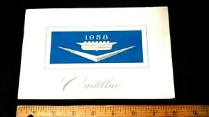 1958-CADILLAC-Original-Owners-Manual-Very-Good-Condition-US