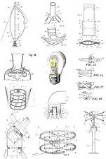 Darrieus Rotor Windkraftanlage bauen Technik 3000 S.