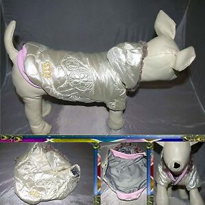 3249-Angeldog-Hundekleidung-Hundemantel-Hundejacke-Hund-Mantel-Chihuahua-RL29-XS