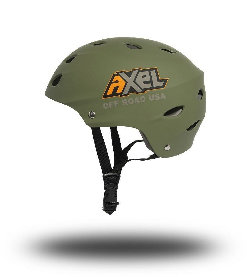 nuevo Axel  Axel nuevo Offroad UTV Trail Casco Mate Militar Tamaño X-SMALL XS 73f4c1