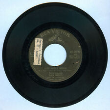 Philippines ELVIS PRESLEY with THE JORDANAIRES Hard Headed Woman 45 rpm Record