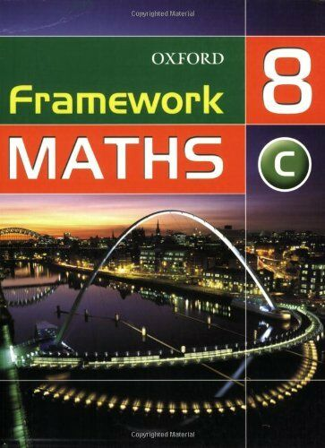 Framework Maths: Y8: Year 8 Core Students' Book: Core Students' Book Year 8 (Fr