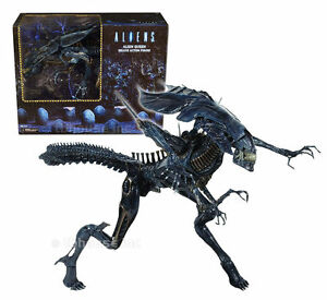 Details About Neca Aliens Xenomorph Queen Ultra Deluxe Boxed Action Figure New Sealed - aliens xenomorph queen deluxe figure