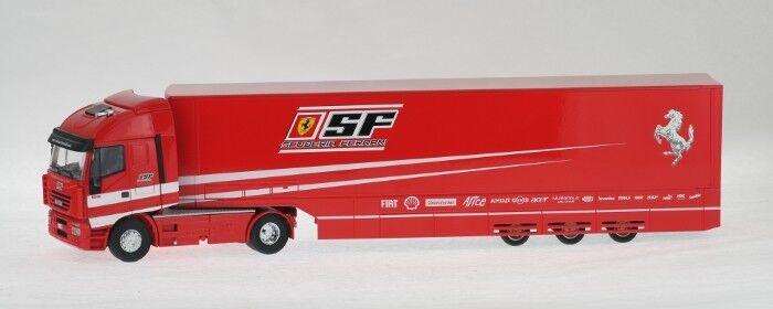 Iveco fiat sf scuderia ferrari 2007 formel - 1 - auto - oldtimer 1 43 old02007 m
