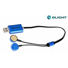 Olight UC Universal Magnetic USB Charger for Li-ion/NiMH Rechargeable Batteries