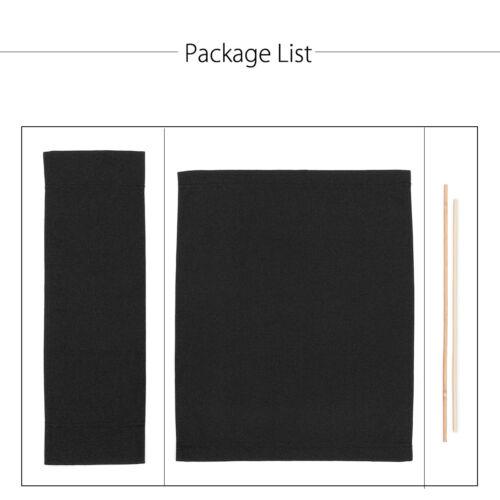 Amministrazione Sedia copre Sgabello Impermeabile Protettore Copertura Sedile di ricambio in tela