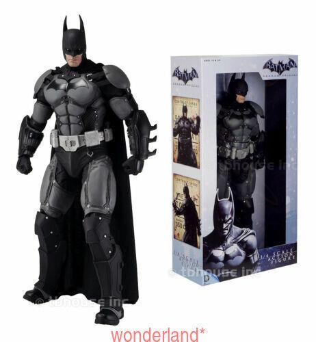18  NECA 1 4 escala DC Comics Batman Arkham súper Héroe Figura De Acción Caja