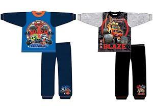 Boys Kids Children Blaze 2 Piece Summer Set T-shirt /& Shorts Age 3-8 years