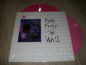 PINK FLOYD RARE 2 LP COULEURS THE WALL EXCELLENT ETAT POCHETTE GATEFOLD