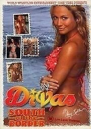 1 of 1 - AUS SELLER, WWE - Divas - South Of The Border (DVD, 2004) LIKE NEW