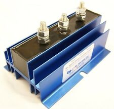 NEW COLE HERSEE 48070 DUAL 2 MULTI CAR 12 V VOLT BATTERY ISOLATOR 70a 70 AMP