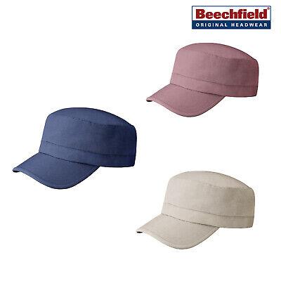 Junior Army Cap-beechfield (b34b) Bambini Cadet/militare Cappello Per Ragazzi E Ragazze-mostra Il Titolo Originale