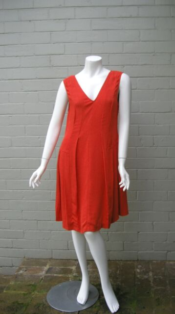 BNWT RRP$299 David Lawrence size 10 Free Spirit Dress cocktail racing