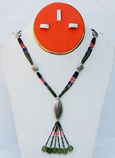 orient afghan nomaden Frauen Halskette aus Afghanistan Shah Maqsood necklace NoB