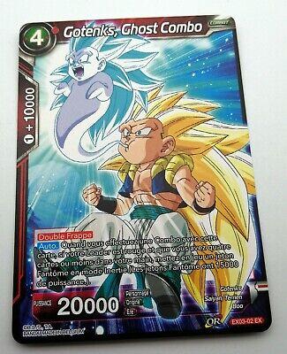Carte Dragon Ball Super GOTENKS SUPER SAIYAN BT1-070 R DBZ FR NEUF