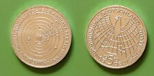 1973 Germany Silver 5 Marks  Copernicus/Solar System  BU