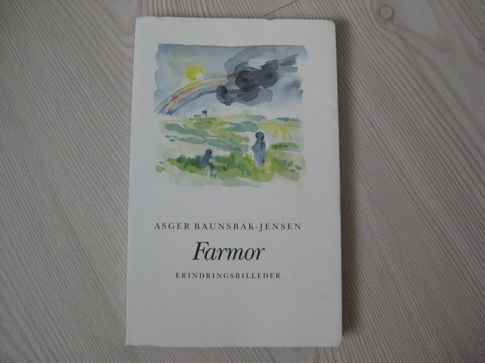 Farmor, Asger Baunsbak-Jensen, genre: biografi