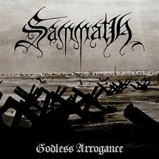 Sammath - Godless Arrogance LP