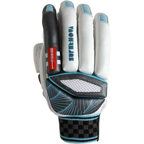 Clearance Line New Gray Nicolls Supernova 500 Batting Gloves Youth Right Hand