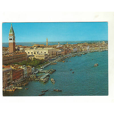 Ak Italien Venezia Venedig Panorama Stadtansicht   Guter Zustand