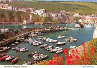 England Cornwall The Harbour Mevagissey boats bateaux