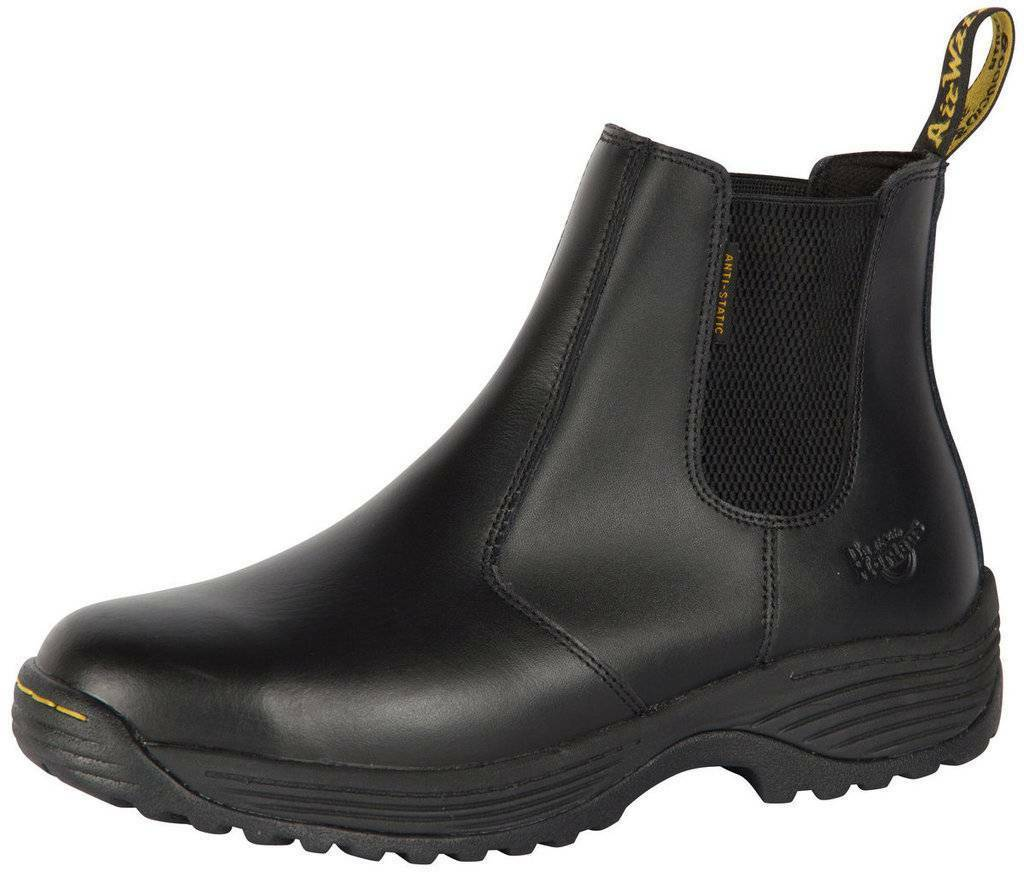 Dr Martens Cottam St 15667001 Dealer Safety Boots Caps Steel Toe Caps Boots Mens, Womens 49434c
