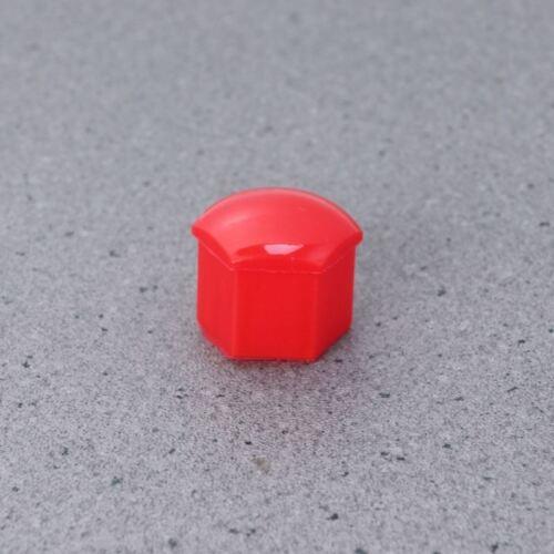 Clip 20Pcs Schrauben Abdeckungen Sechskant Radmutter Schraube Schützen Kappen