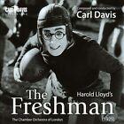 Carl Davis: The Freshman (CD, Sep-2013, Threefold)
