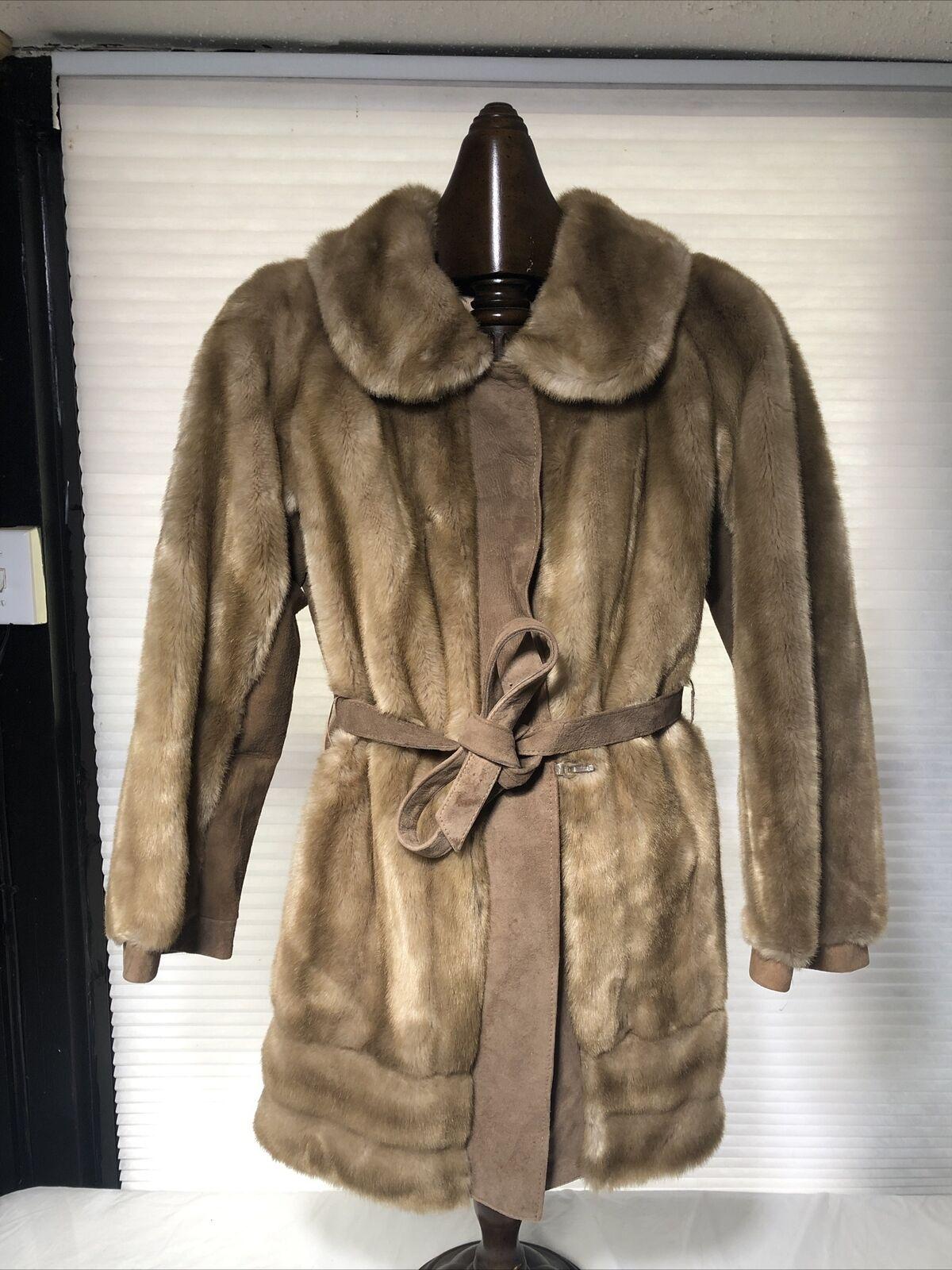 Lilli Ann Fur Coat - image 1