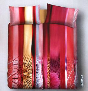Set copripiumino copriletto matrimoniale fito zoom rosso gardone bassetti ebay - Copriletto matrimoniale rosso ...