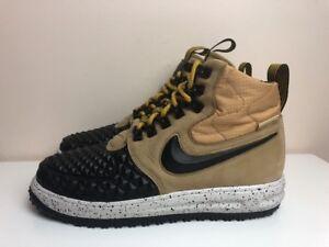 d4416e5d25ef Nike Lunar Force 1 Duckboot 17 Shoes Brown UK 6 EUR 40 916682 701