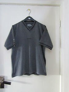 Mans-teddy-smith-t-shirt-en-gris-taille-s