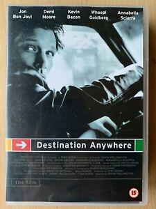 Destination-Anywhere-DVD-1997-Musical-Pelicula-con-Jon-Bon-Jovi
