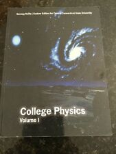 2015 Book - College Physics Vol. 1 - Custom Ed. for Central CT State University