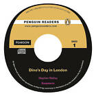 Easystart: Dino's Day in London Book and CD Pack by Stephen Rabley (Mixed media product, 2008)