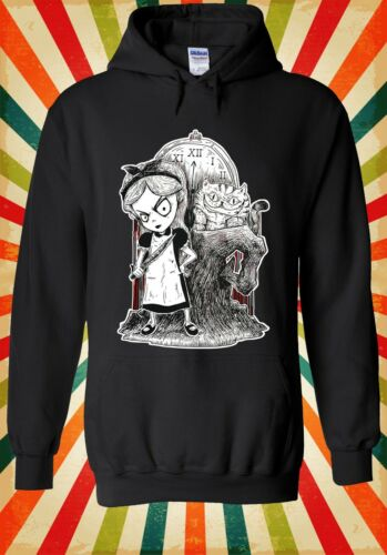 Alice In Wonderland Bad Girl Funny Men Women Unisex Top Hoodie Sweatshirt 2251