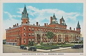 Oglethorpe-Hotel-in-Brunswick-Georgia-on-Newcastle-Street-from-1888-until-1958