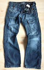 G-Star Raw Mens Designer Jeans - Straight - W32 L32 - 3301