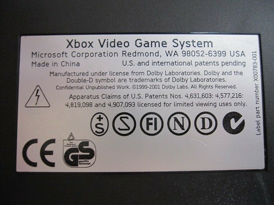 Xbox, Video Game System, God