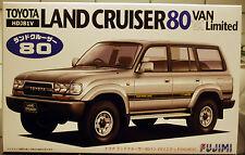 1990 Toyota Landcruiser J8 VX Limited, 1:24, Fujimi 037950