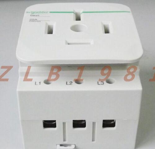 ONE Schneider EA9 digital analog socket rail mounting socket EA9X425 4P 25A