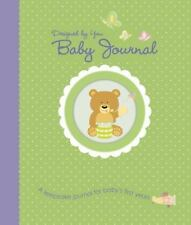 Designed By You Baby Journal